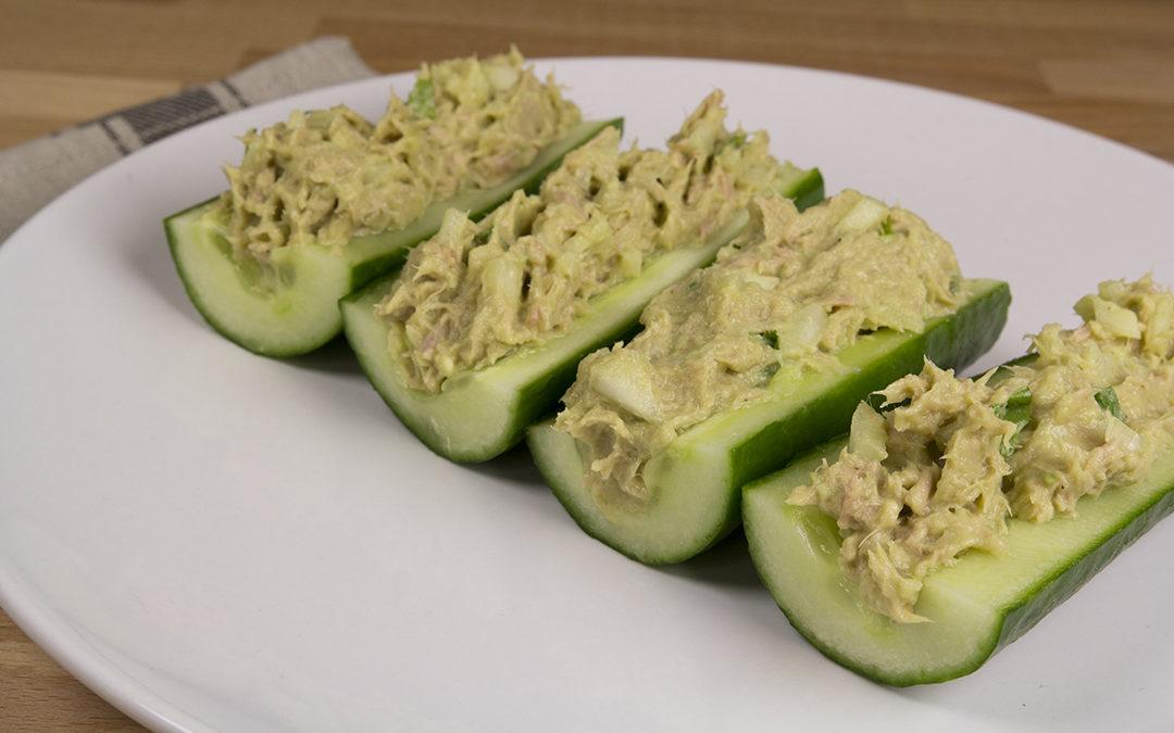 Cucumber Tuna Boat