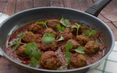 Italian Lamb Meatballs