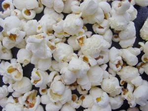 eating popcorn on paleo diet